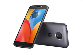 Motorola Moto E4 Plus XT1771 Dual SIM (16GB, Grey)