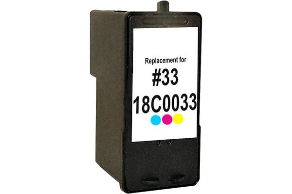 18C0033 / No.33 Remanufactured Inkjet Cartridge