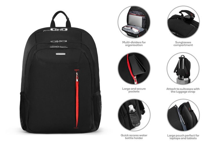 Orbis Executive Laptop Backpack