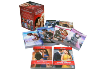 Ultimate Romance Collection 4-Book Set
