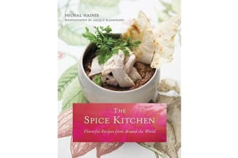 The Spice Kitchen - Flavorful Recipes from Around the World