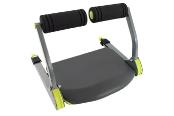 Ab Six Pack Crunch Sit Up Bench