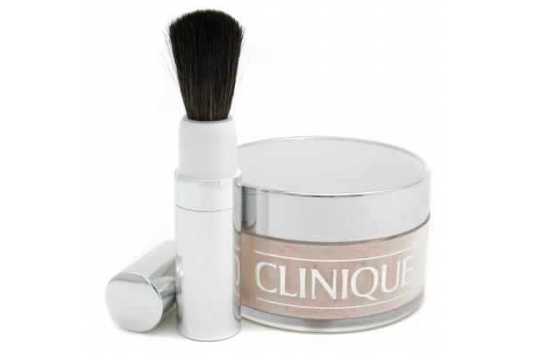Clinique Blended Face Powder + Brush - No. 08 Transparency Neutral (35g/1.2oz)