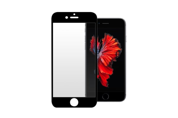 Screen Protector for iPhone 6/6s (Black)