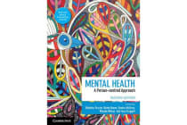 Mental Health - A Person-centred Approach