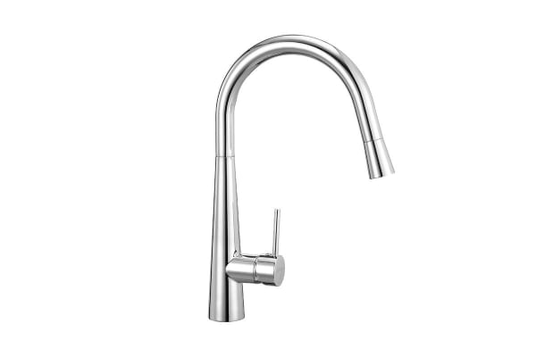 Kromo Pull Out Sink Mixer (Chrome)
