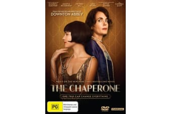 The Chaperone DVD Region 4