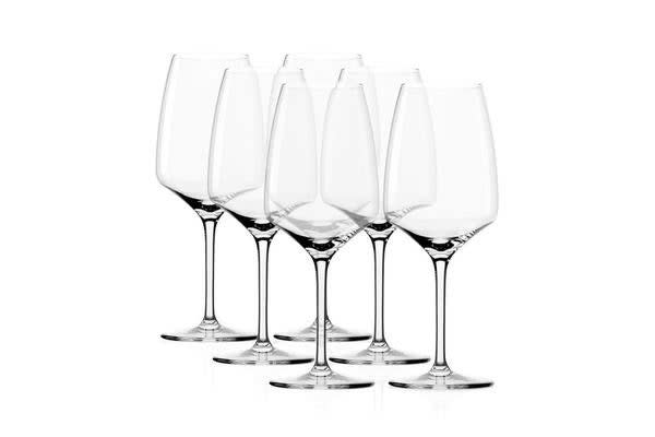 Stolzle Experience Bordeaux Wine Glass 645mL Set of 6