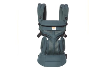 Ergobaby Omni 360 Cool Air Mesh Baby Carrier Evergreen