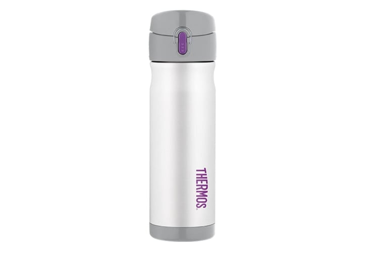 New Thermos 470ml Commuter Bottle White