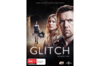 Glitch Season 2 DVD Region 4