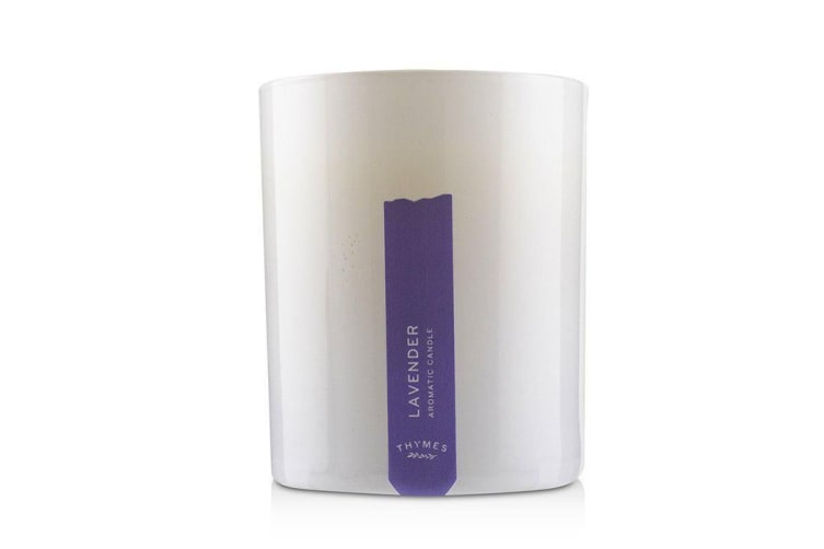 Thymes Aromatic Candle - Lavender 9oz