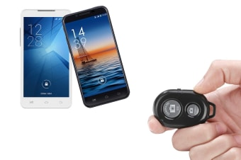 Bluetooth Remote Shutter (Black)