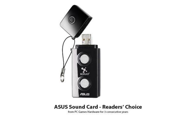ASUS XONAR-U3 USB Sound Card
