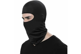 Balaclava Full Face Shield Mask Cycling Motorcycle Ski Helmet Hat UV Protection
