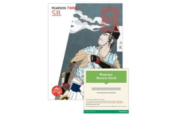 Pearson History 8 Student Book and Activity Book with Reader+