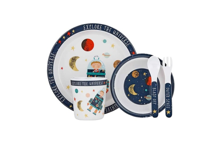 Ashdene Blast Off Dinner Set 5pc