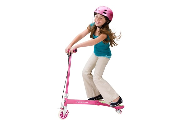 Razor PowerWing Scooter (Pink & Black)