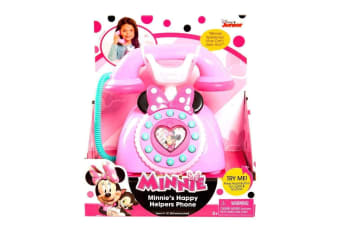 Minnie Mouse Happy Helpers Toy Telephone