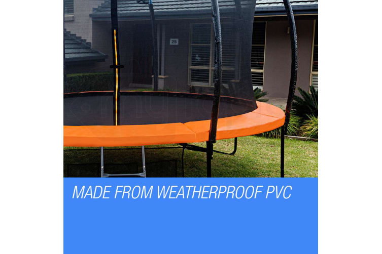 UP-SHOT 16ft Replacement Trampoline Pad - Springs Outdoor Safety Round Cover