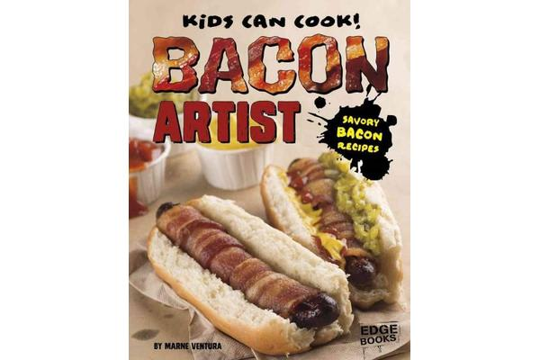 Bacon Artist - Savory Bacon Recipes