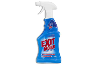 Exit Mould 500ml Bathroom/Kitchen/Tile/Grout/Boats Mould Remover Cleaning Spray
