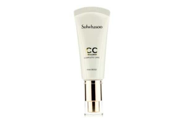 Sulwhasoo CC Emulsion Complete Care SPF34 - # 1 Pink Beige (35ml/1.2oz)