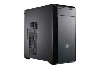 Cooler Master MasterBox Lite 3 Mini-Tower M-ATX Case (No PSU) - Front USB 3.0 x 2