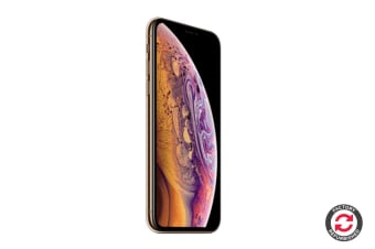 Apple iPhone XS Refurbished (256GB, Gold) - AB Grade