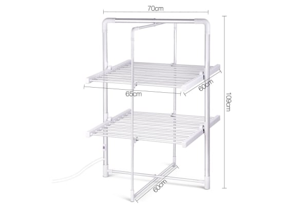 2Tier Electric Clothes Rack