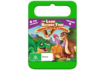 The Land Before Time Through the Eyes of a Spiketail Volume 4 DVD Region 4
