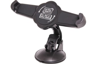 Suction Cup Windscreen Universal Tablet Holder