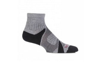 Bridgedale Trail Sport Sock Silver/Black