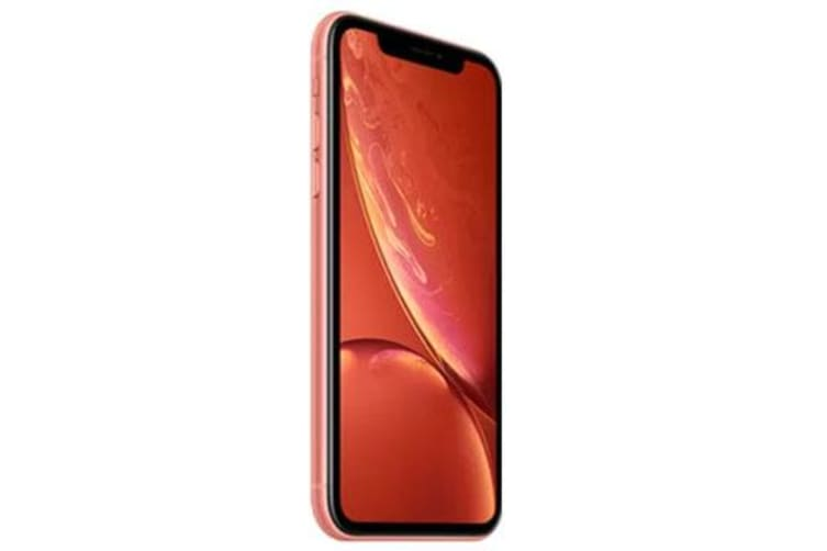 Brand New Apple iPhone XR 256GB 4G LTE Coral (12MTH AU WTY)