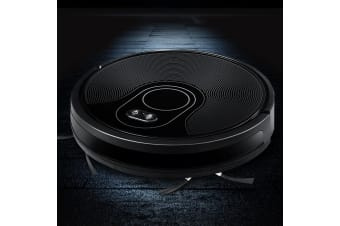 Robot Vacuum Cleaner Smart Robotic Carpet Mop Floor Dry Wet Brushless Motor BK