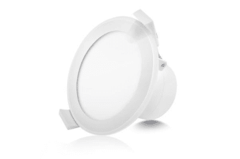 Set of 20 LED Cool White Downlight Kit 90mm