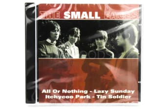 The Small Faces BRAND NEW SEALED MUSIC ALBUM CD - AU STOCK