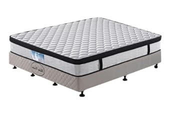 Latex Eurotop Roll Mattress (King)