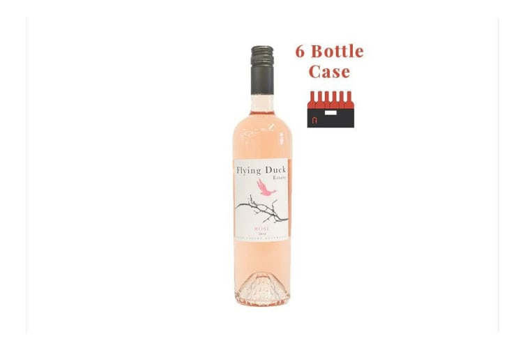 King River Estate Flying Duck - King Valley Sangiovese Rosé - 2018 (6 Bottle Case)