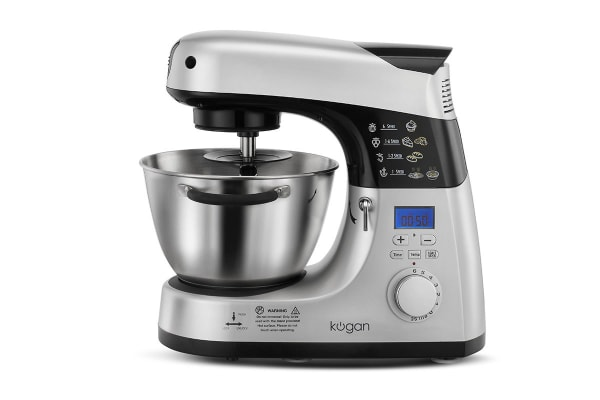 Kogan 1200W CookMaster Kitchen Machine with Accessory Pack
