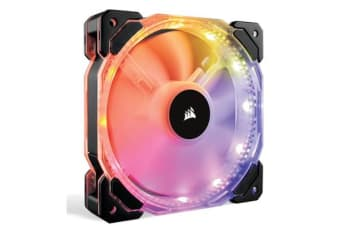 Corsair HD 120mm PWM RGB LED Fan