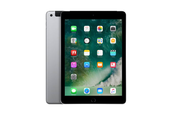 Apple iPad 2017 (128GB, Cellular, Grey)