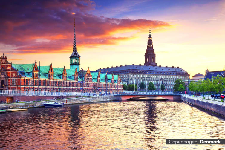 EUROPE: 22 Day Baltic & Mediterranean Cruise Package Including Flights For Two (Oceanview Cabin)