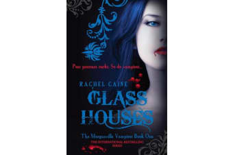 Glass Houses - The Morganville Vampires Book One