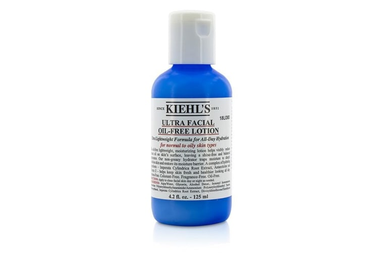 Kiehl's Ultra Facial Oil-Free Lotion - For Normal to Oily Skin Types 125ml