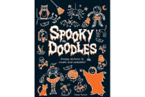 Spooky Doodles - Creepy Pictures to Create and Complete