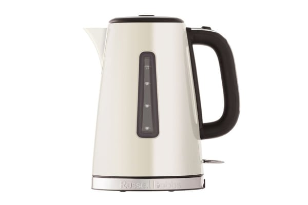 Russell Hobbs Lunar Kettle - Pearlescent White (RHK62WHI)