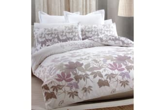 Talia Quilt Cover Set KING by Caprice
