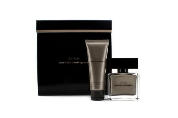 Narciso Rodriguez For Him Coffret: Eau De Parfum Spray 50ml/1.6oz + All-Over Shower Gel 75ml/2.5oz (2pcs)