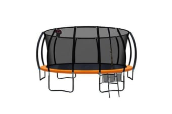 Everfit 16FT Trampoline Mat with Basketball Hoop